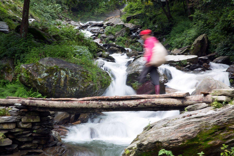 trekking in ghandruk